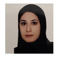 خانم فاطمه صدیق اسکویی دان نماینده مسابقات رزمی شین دو در استان فارس