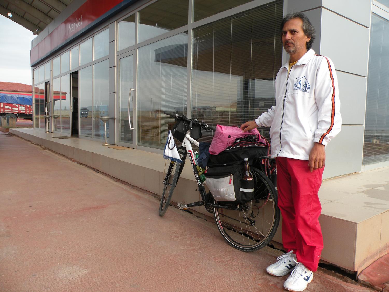 سفر به اروپا برای مسابقات رزمی کیوکوشین